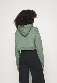 Even&Odd - Hoodie - green - 4