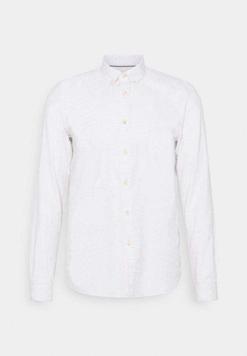 TOM TAILOR DENIM - Shirt - off white
