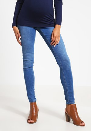 Jeggings - medium wash
