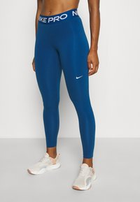 Nike Performance - Tights - court blue/white - 0