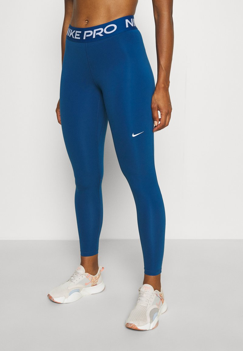 Nike Performance - Tights - court blue/white