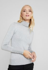Anna Field - Jumper - mid grey melange - 0