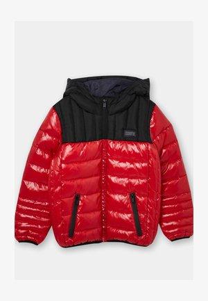 Chaqueta de invierno - red