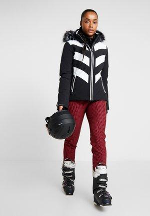 JUNES - Ski- & snowboardbukser - classic red