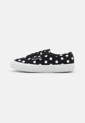 2750 - Sneakers laag - black/white