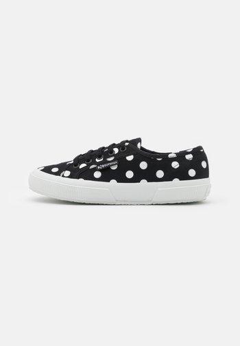 2750 - Sneakersy niskie - black/white