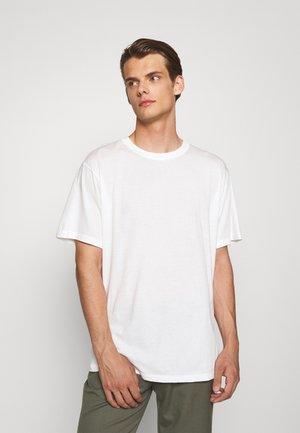 T-shirt print - bianco/multicolor
