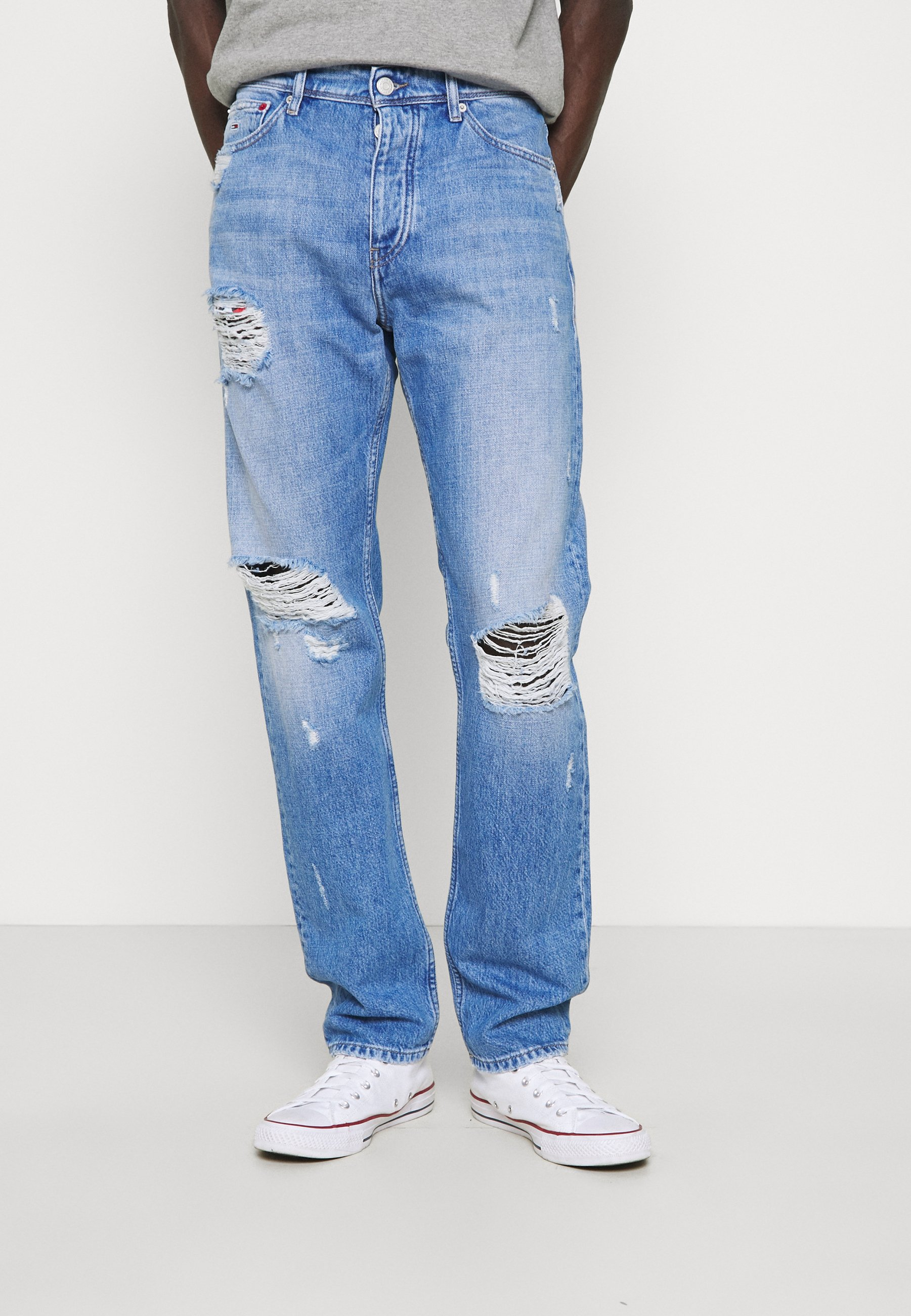 Uomo ETHAN RELAXED STRAIGHT - Jeans baggy