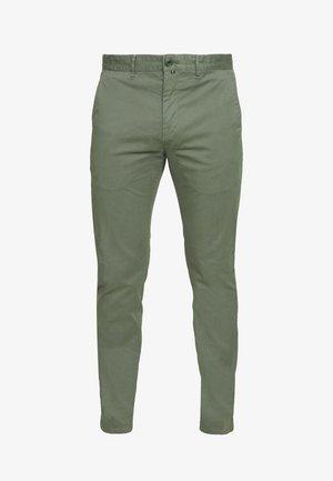 MALMÖ - Chino kalhoty - laurel heath