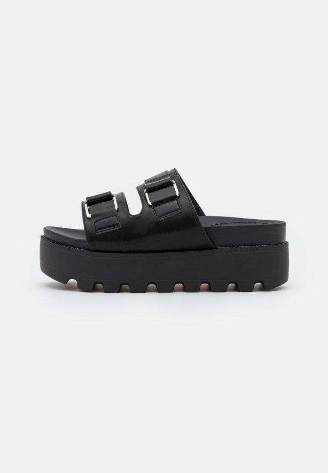 SORA - Sandaler - black