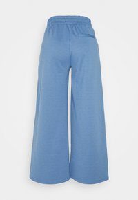 ICHI - KATE WIDE - Trousers - coronet blue - 1