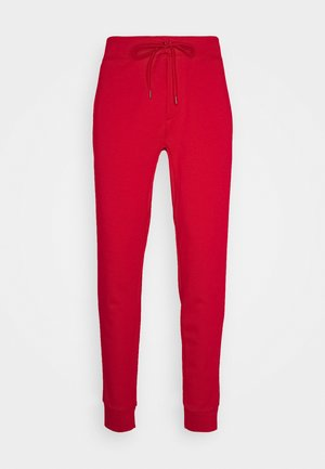 PANT - Tracksuit bottoms - red