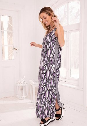 Maxi dress - palm
