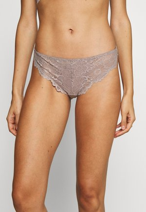 EDLYN BRIEF - Underbukse - light taupe