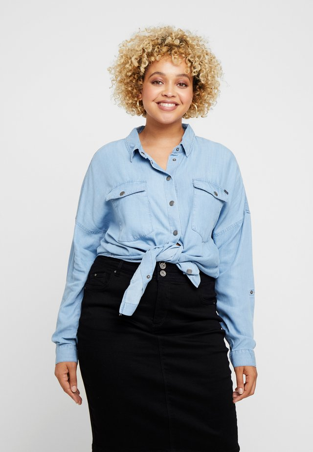 CARKAMMIE - Paitapusero - light blue denim