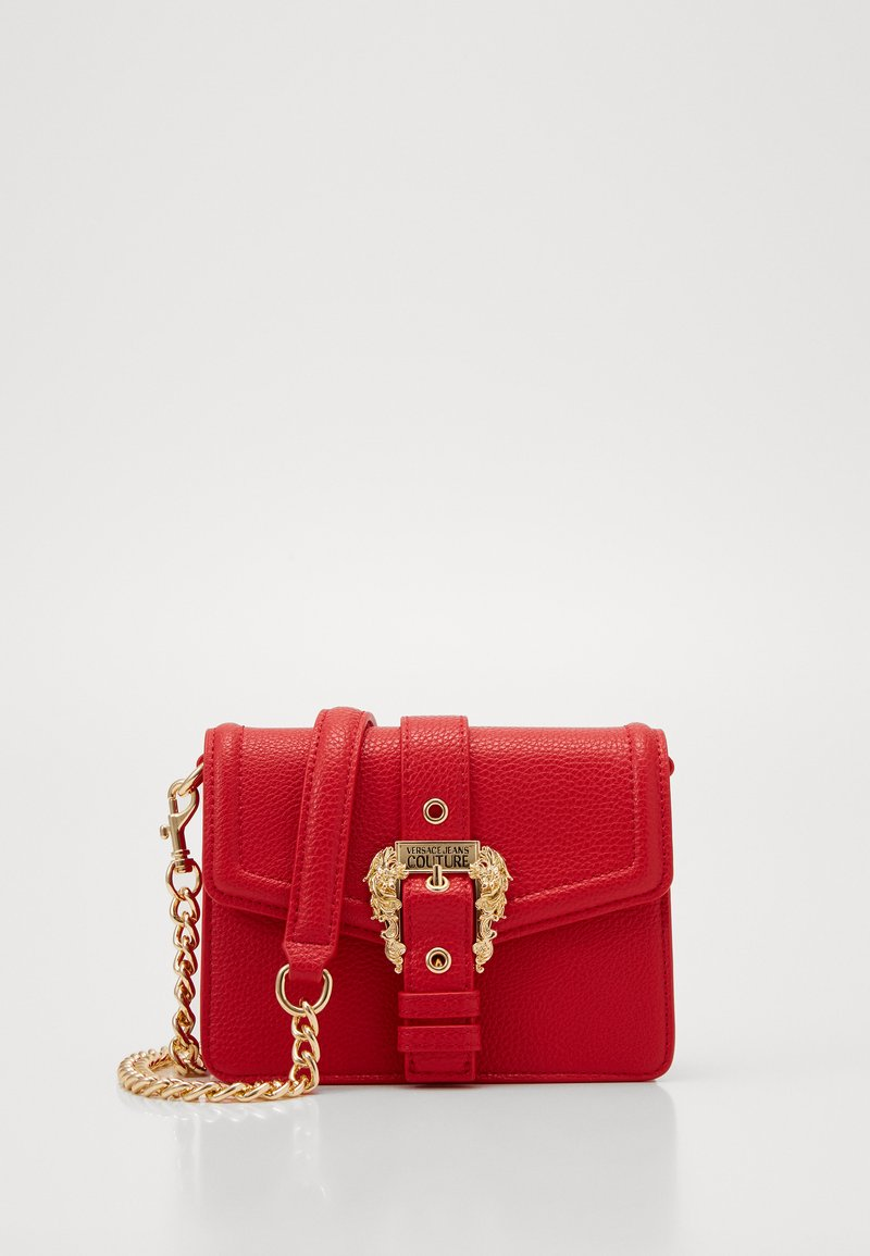 Versace Jeans Couture - DISCOBAGCOUTURE  - Borsa a tracolla - rosso