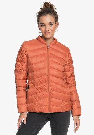 COAST ROAD - Light jacket - auburn