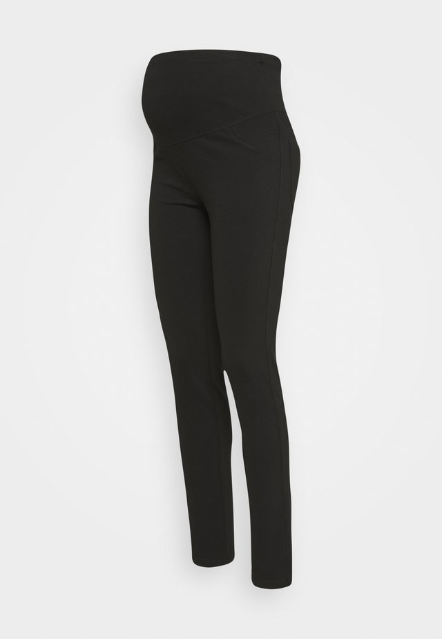 PANT MILANO - Leggings - Trousers - black