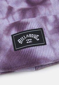 Billabong - DYED UNISEX - Gorro - purple haze - 2
