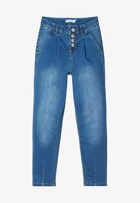 Name it - Jeans Slim Fit - medium blue denim - 0