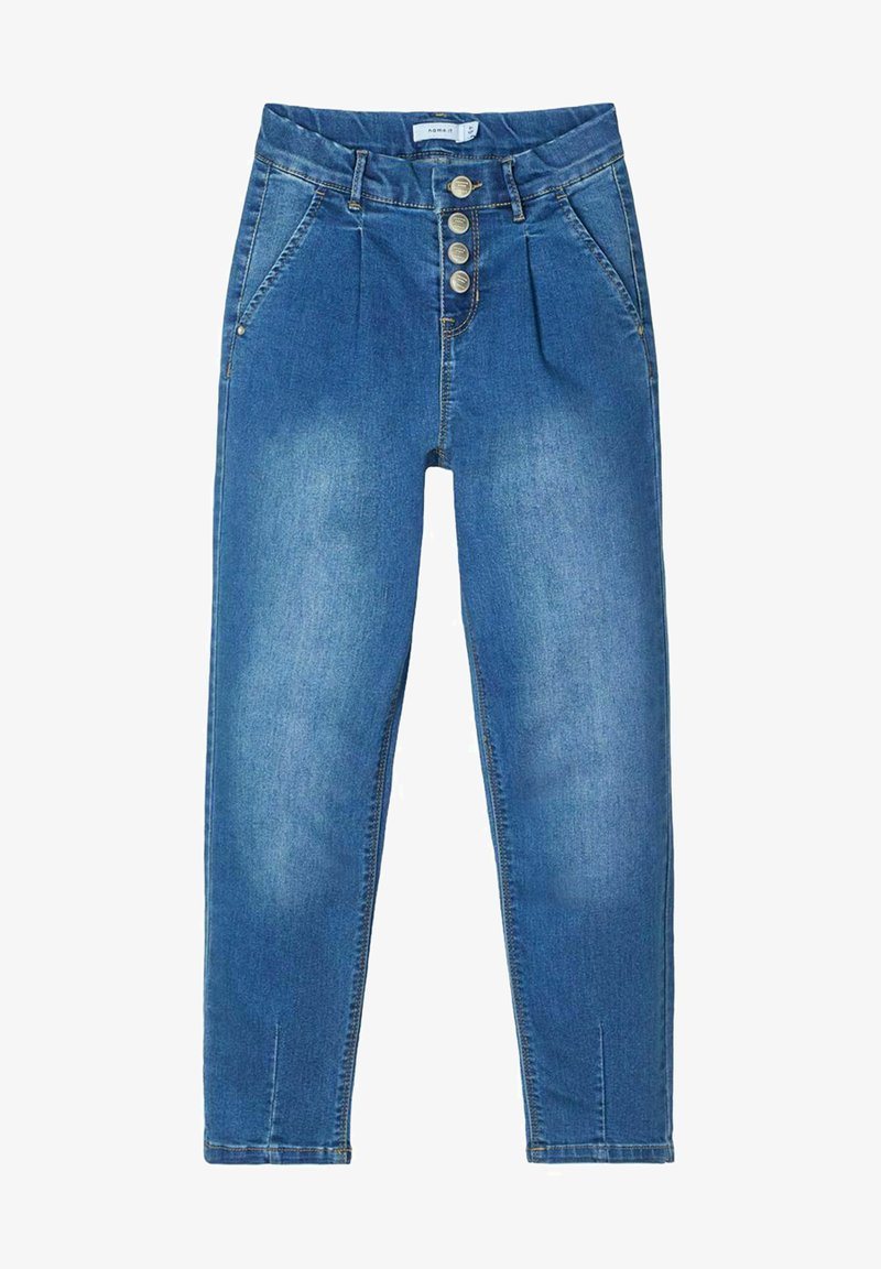 Name it - Jeans Slim Fit - medium blue denim