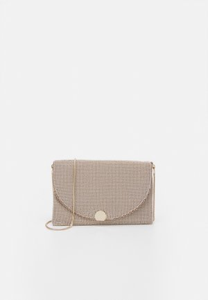 CROSSBODY BAG BALL - Clutch - gold-coloured
