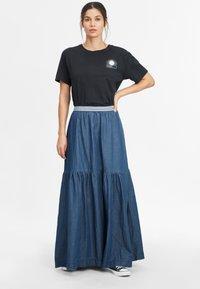 O'Neill - Pleated skirt - dusty blue - 1