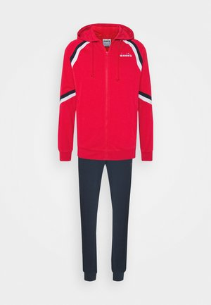 CUFF SUIT CORE SET - Tracksuit - tango red