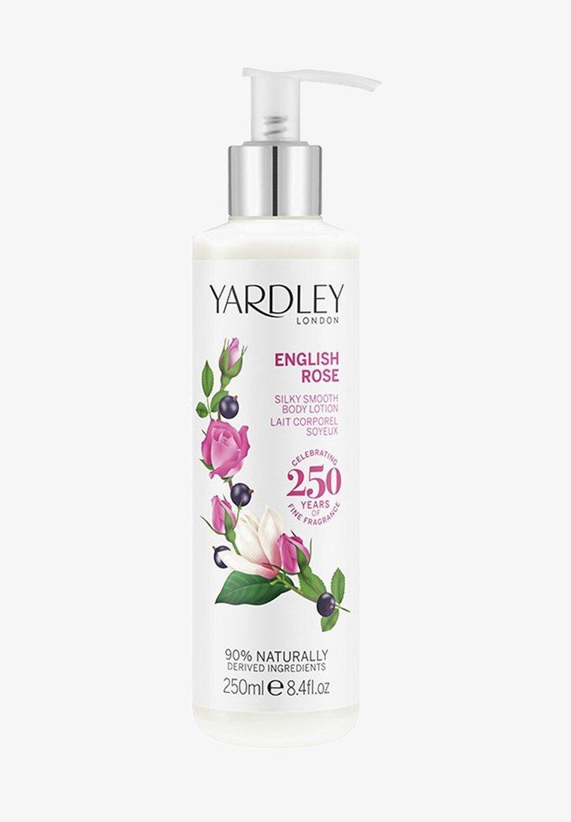 Yardley London - BODY LOTION ENGLISCH ROSE 250 ML - Body scrub - -