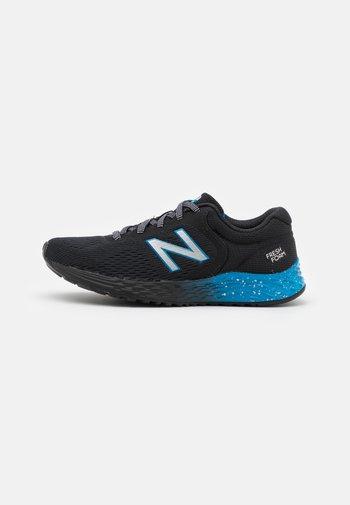 ARISHI LACES UNISEX - Neutral running shoes - black