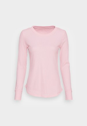 Long sleeved top - pure pink