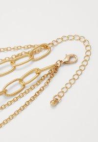 Urban Classics - LAYERING NECKLACE PATRICIA - Collana - gold-coloured - 1