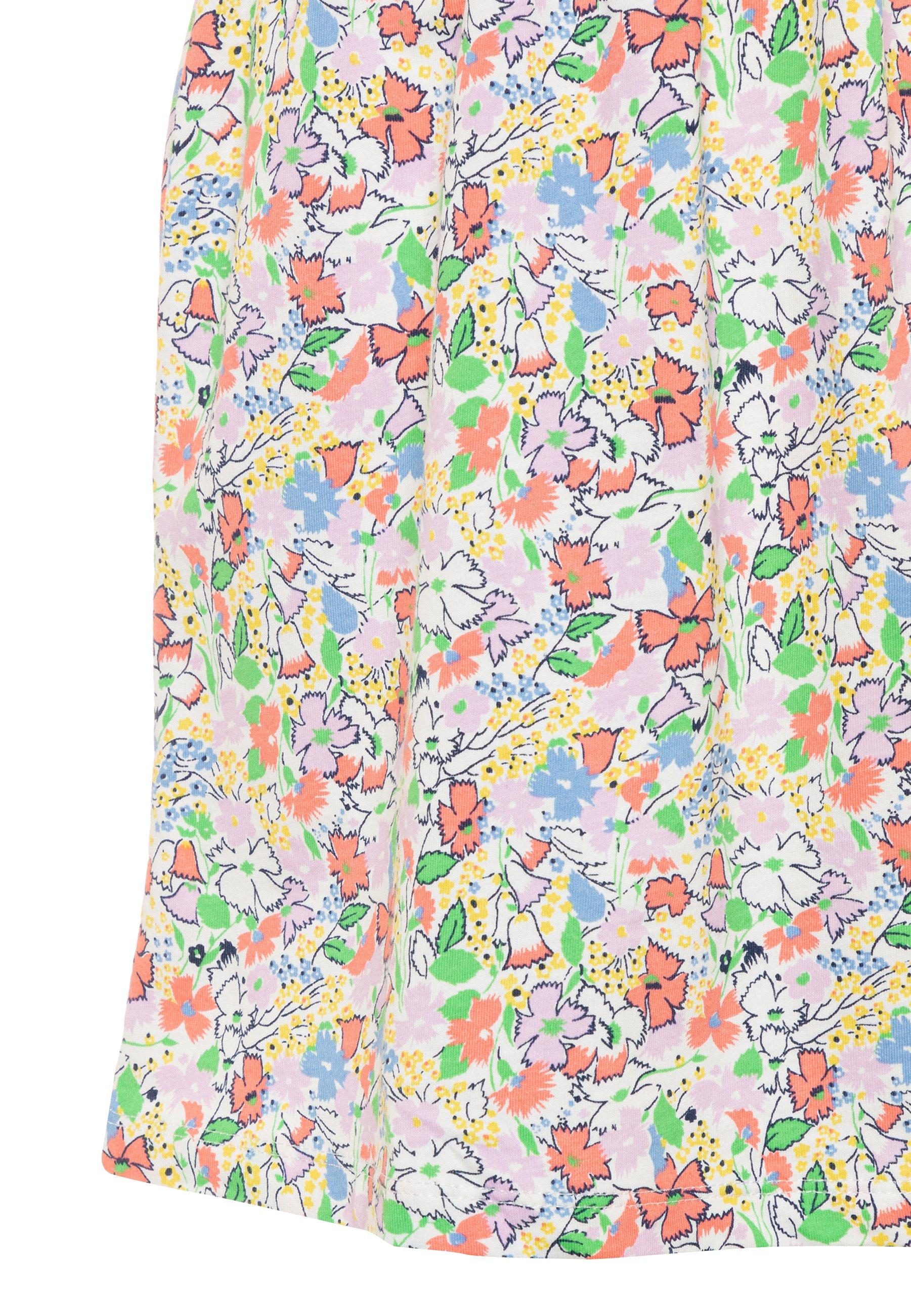 GAP GIRL DRESS - Sukienka z dżerseju - multicolor - Ubranka dla dzieci