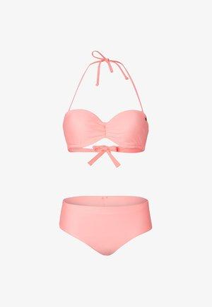 HAVAA MALTA SET - Bikini - neon origami