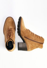 Paul Green - Ankle boots - cognac-braun 027 - 2