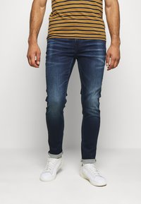 Only & Sons - ONSLOOM LIFE ZIP  - Slim fit jeans - blue denim - 0