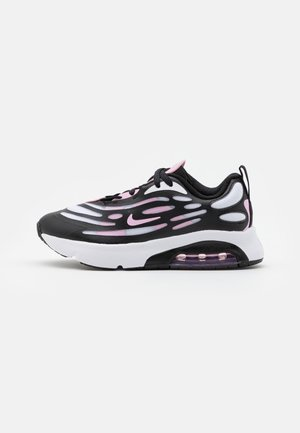 AIR MAX EXOSENSE - Sneaker low - white/light arctic pink/black/dark sulfur