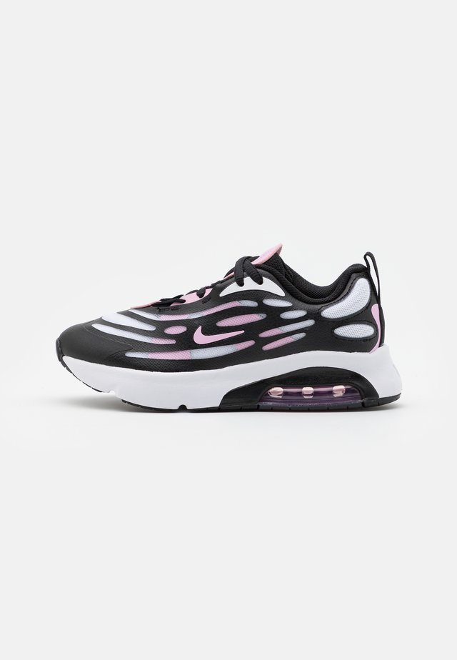 AIR MAX EXOSENSE - Trainers - white/light arctic pink/black/dark sulfur