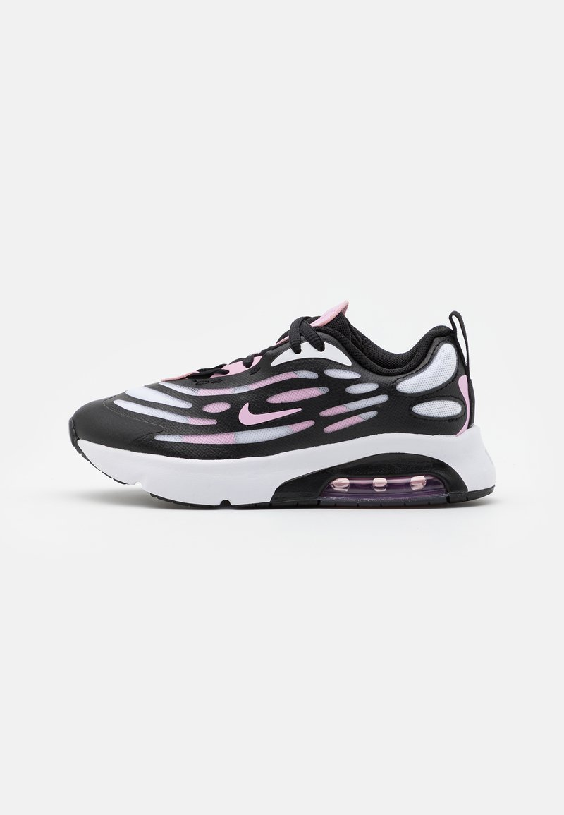 Nike Sportswear - AIR MAX EXOSENSE - Sneakers basse - white/light arctic pink/black/dark sulfur