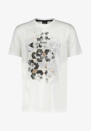 """""""TSUMMERY"""" - Print T-shirt - weiss"""