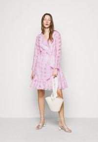 CECILIE copenhagen - DRESS - Day dress - violette - 1