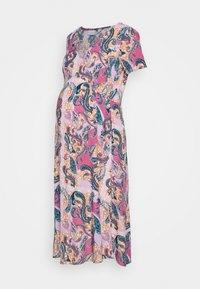 MAMALICIOUS - MLIBENA DRESS - Day dress - violet - 0