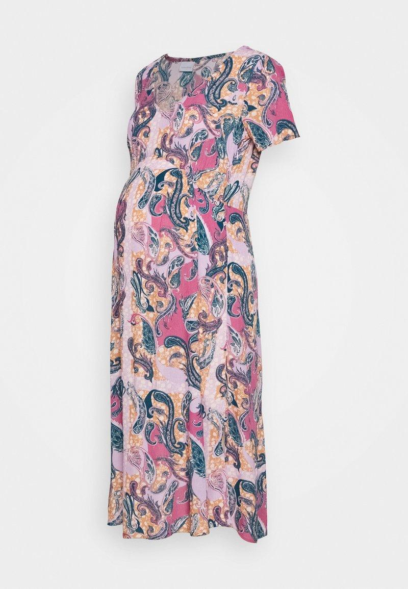 MAMALICIOUS - MLIBENA DRESS - Day dress - violet