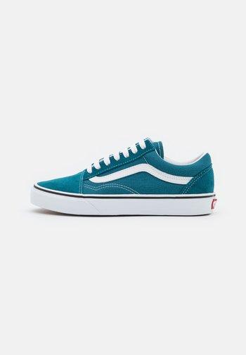 OLD SKOOL - Sneakers basse - blue coral/true white