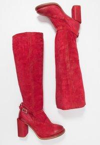 A.S.98 - Laarzen met hoge hak - blood - 3