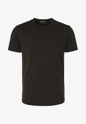 T-shirt print - 020 black