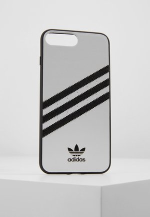 MOULDED CASE SAMBA FOR IPHONE 6+/ IPHONE 6S+/ IPHONE 7+/IPHONE 8+  - Mobiltasker - white/black