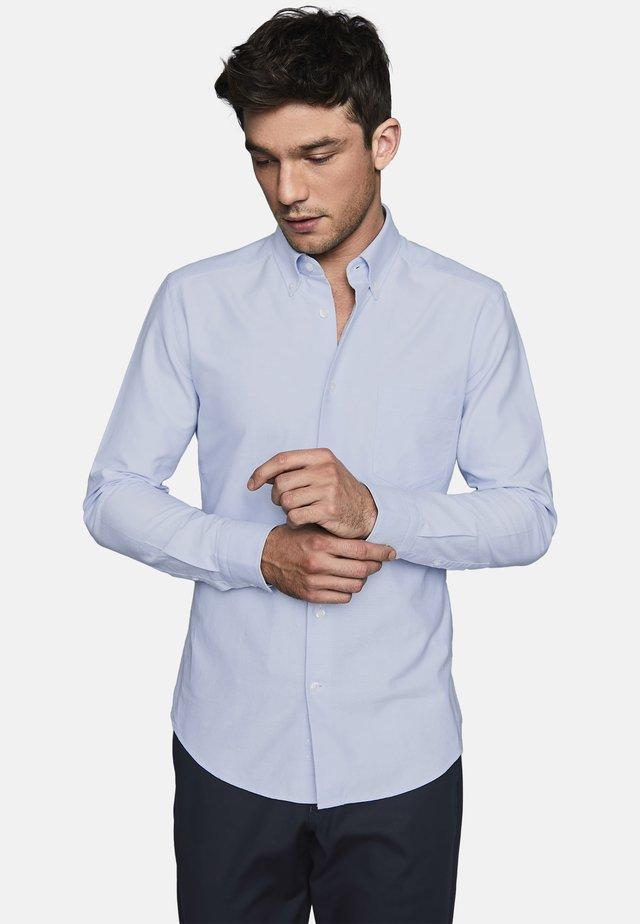 GREENWICH - Shirt - light blue