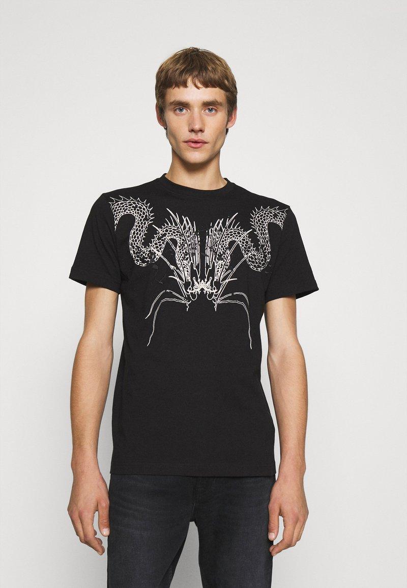 John Richmond - BESKADA - Print T-shirt - black