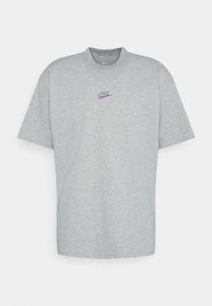 TEE PREMIUM ESSENTIAL - T-shirt basique - grey heather